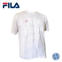 FILA 0310 Basic T Shirt ( White ) (斐乐0310白色T恤)