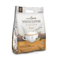 Caffe Bene White Coffee Caramel (咖啡陪你焦糖白咖啡)