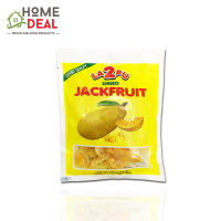 La2pu Dried Jackfruit 100g (La2pu菠萝蜜干)