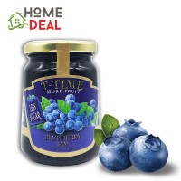 T-Time Blueberry More Fruit Less Sugar (MFLS) 450g (T-Time蓝莓少糖果酱)