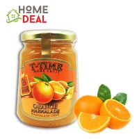 T-Time Orange Marmalade More Fruit Less Sugar (MFLS) 450g (T-Time少糖橙果酱)