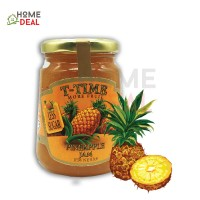 T-Time Pineapple More Fruit Less Sugar (MFLS) 450g (T-Time菠萝少糖果酱)