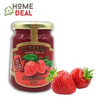 T-Time Strawberry More Fruit Less Sugar (MFLS) 450g (T-Time草莓少糖果酱)