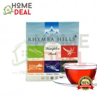 [Tea] Rhymba Hills® Sampler Pack (Lemongrass, Java Tea Blend, Reevitalise, Reefresh, Reelax) 精选混合茶包