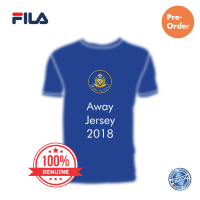 Pre-Order FILA Pahang Away Jersey 2018 (Genuine Product) (斐乐Pahang客场球衣)