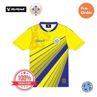 Pre-Order SKYHAWK - FILA Perlis FA Yellow Jersey  2018 (Genuine Product) (斐乐SKYHAWK Perlis 黄色球衣)
