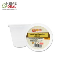GoCod - Round Food Container 236ml (GoCod 圆形食物容器)