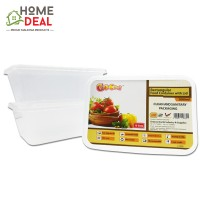 GoCod - Rectangular Food Container 1000ml (GoCod 长方形食物容器)