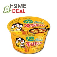 SAMYANG- Hot Chicken Cheese Ramen Big Bowl 105g