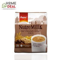 Super NutreMill 3-in-1 Chocolate Cereal 450g (优密尔麦片-巧克力)