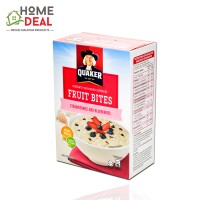 Quaker Instant Oatmeal Fruit Bites 168g (桂格即食燕麦片 草莓和蓝莓)