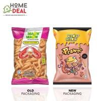 Miaow Miaow Prawn Crackers 60g (Miaow Miaow 鲜虾棒)