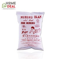 Popo Fish Muruku 70g (宝宝香化美味鱼肉豆饼)