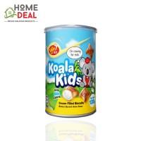 Win Win Koala Kids Milk Cream Filled Biscuits 120g (赢赢小熊饼干-牛奶口味 120克)