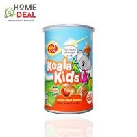 Win Win Koala Kids Cheese Cream Filled Biscuits 120g (赢赢小熊饼干-芝士口味 120克)