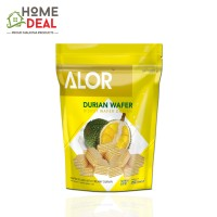 Alor Durian Wafer 130g (亚罗星榴莲干)