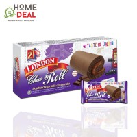London Roll Double Choco Milk Cream Cake 480g (伦敦瑞士卷 巧克力味)