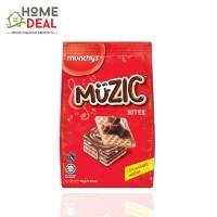 Munchy's Muzic Chocolate Wafer Bites 90g
