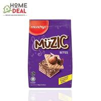 Munchy's Muzic Hazelnut Wafer Bites 90g