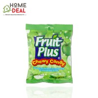 Fruit Plus Apple Chewy Candy 150g (Fruit Plus水果糖-苹果)