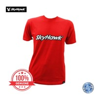 SkyHawk Basic T-shirt - Red (SKYHAWK普通红色衣服)