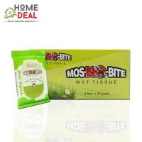 Pesso Mos-NO-bite Wet Tissue (Pesso 防蚊湿纸巾)
