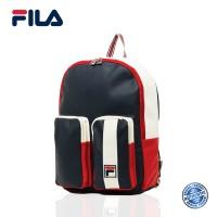 FILA Bag FBB-1005 (Navy/Red) (斐乐背包 FBB-1005 蓝红)