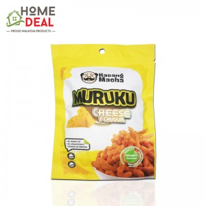 Kacang Macha - Cheese flavour Muruku 60g (Kacang Macha 芝士风味豆条)