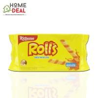Richeese Rolls - Cheese Wafer Stick 115g (丽芝士Rolls 起司威化卷)
