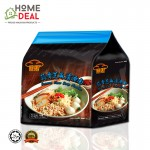 Red Chef Sesame Clear Soup Noodles 4x90g (Red Chef 蒜香芝麻清汤面)