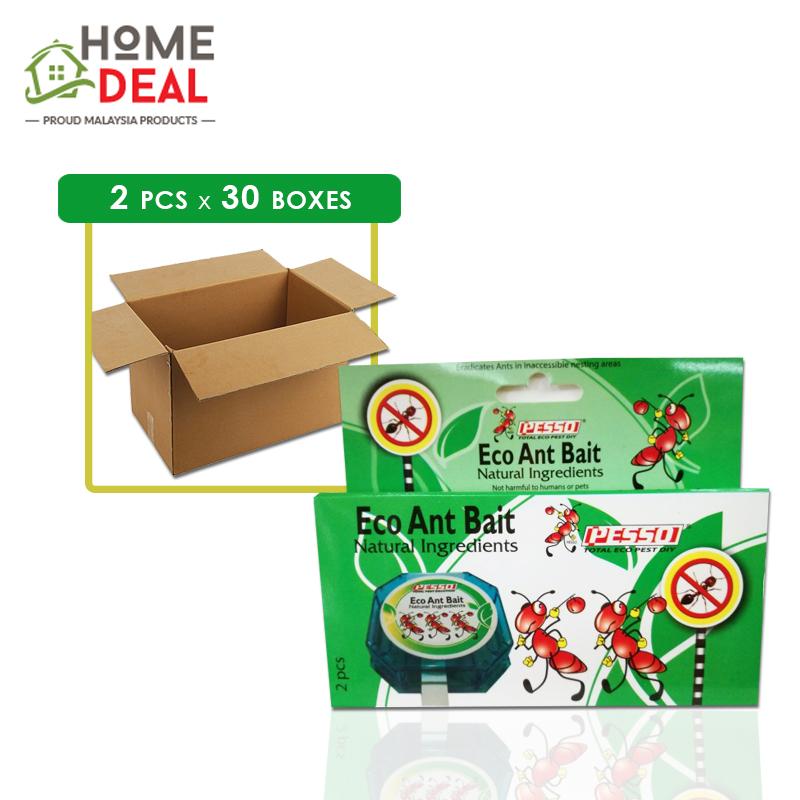 Pesso Eco Ant Bait 2pcs X 30 Boxes Wholesale